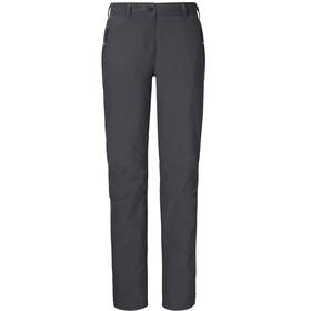 Schöffel Engadin Pants Women Short charcoal